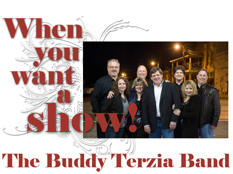 When You Want A Band, The Buddy Terzia Band